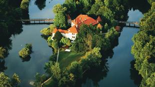 Eslovenia. Hotel Grand Otocec.