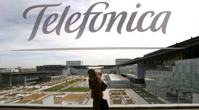 Sede de Telefónica, conocida como el Distrito C de Telefónica,...