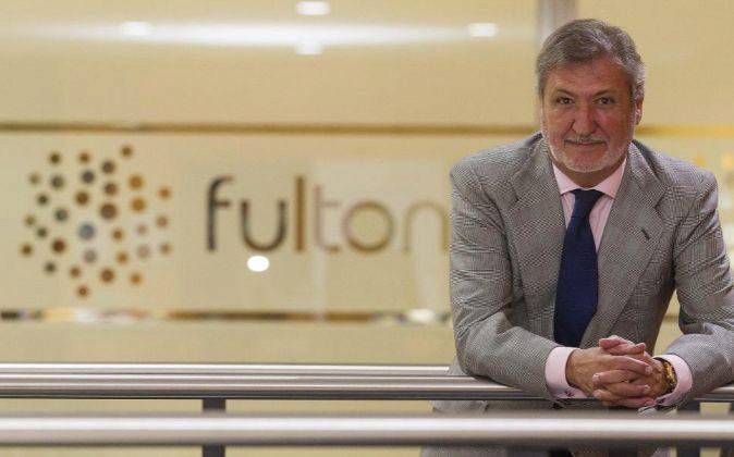 Luis Romero, director general de Fulton. MIGUEL ANGEL POLO