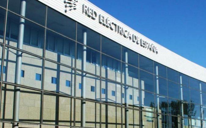 Imagen de la sede de Red Eléctrica