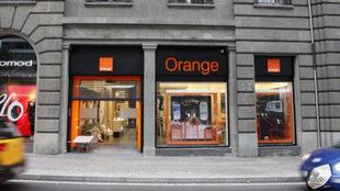 Tienda de Orange.
