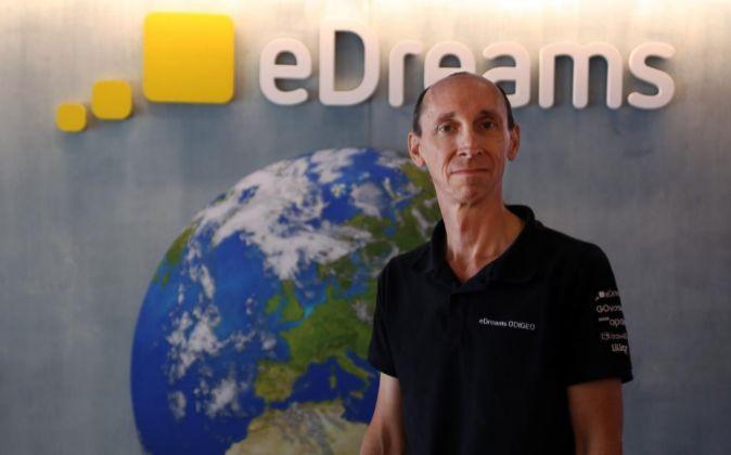 Dana Dunne, consejero delegado de eDreams.