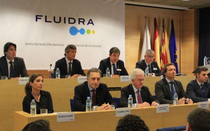 Junta de accionistas de Fluidra.