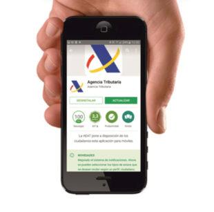 La 'app' de la Renta 2017: una aplicación para hacer la declaración con el móvil