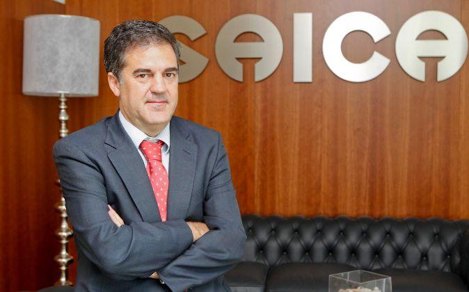 Ramón Alejandro, Presidente de Saica