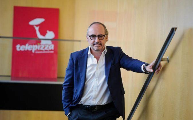 Pablo Juantegui, presidente y consejero delegado de Telepizza.