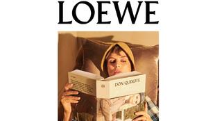 Nueva colección de Loewe para la semana de la moda de París 2018.