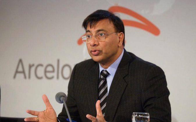 Lakshmi Mittal, presidente y consejero delegado de ArcelorMIttal.