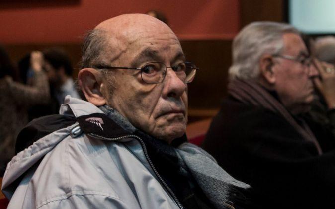 El expresidente del Palau de la Música Fèlix Millet