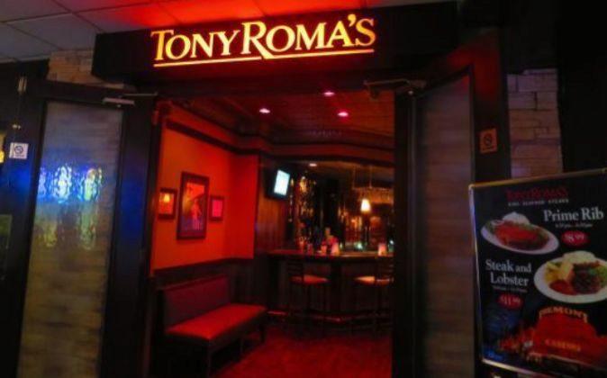 RESTAURANTE TONY ROMA?S