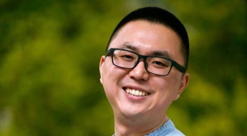 Joe Xia, cofundador y CTO de Mobike, un servicio de bicis compartidas...
