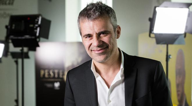 Domingo Corral, director de Ficción Original de Movistar+.