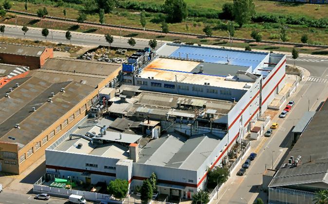 Las instalaciones centrales de Audens Food en Granollers se ampliarán...