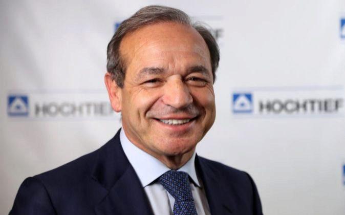 Marcelino Fernández Verdes es el presidente ejecutivo de Cimic, la...