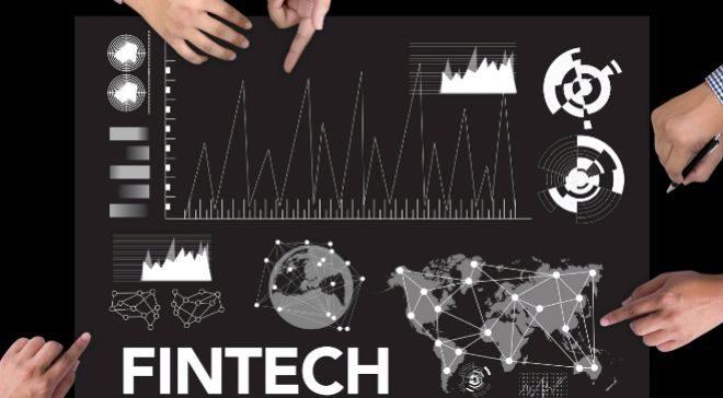 La palabra 'fintech' procede de 'financial...