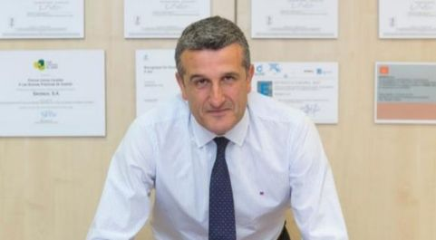Manuel Busto, consejero delegado de Seresco.