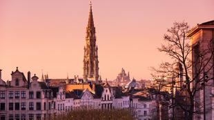 Bruselas, capital belga.
