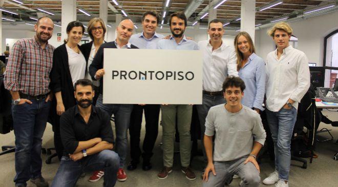 Equipo de ProntoPiso.
