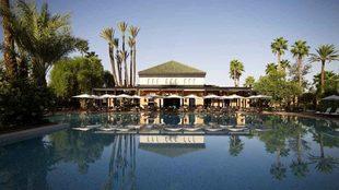 Marrakech es la meca actual del lujo y el confort más exótico del...