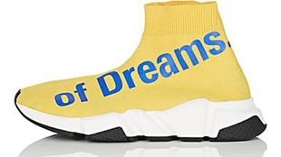 Zapatillas de la firma Balenciaga inspiradas en la marca de...