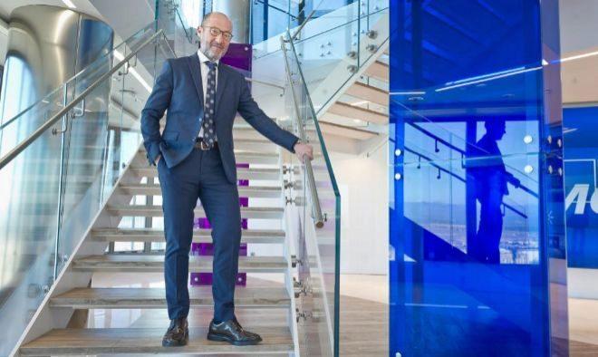 Luis Buzzi es el responsable de KPMG Innova Valley. Un ecosistema...