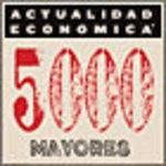 Las 5.000 mayores empresas de España