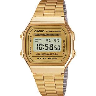 c355ef27f34d Uno de los modelos de más éxito entre los nostálgicos es el acabado en  dorado. 55 euros.