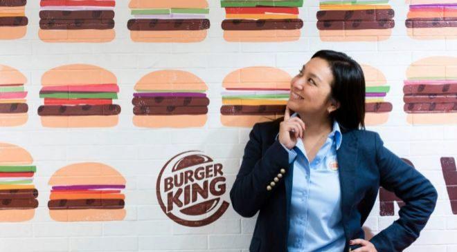 Bianca Shen es la responsable de Márketing de Burger King Iberia