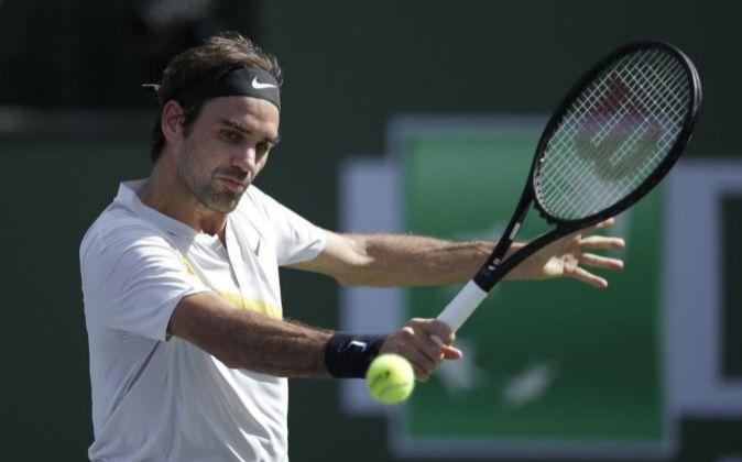 Federer, fenómeno del tenis y del patrocinio