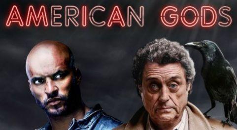 American Gods es una serie original de Amazon Prime Video.