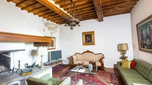 Imagen del interior de la vivienda de Miguel Ángel, ahora con un...