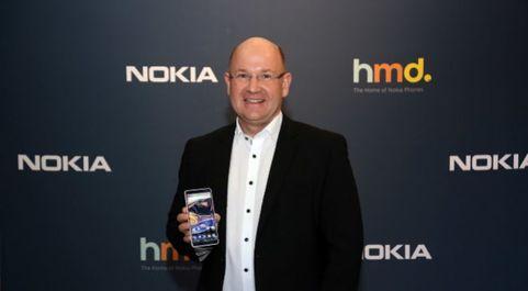 Florian Seiche, CEO de HMD Global