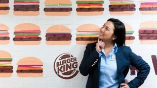 Bianca Shen, directora de Márketing Burger King.