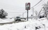 Un temporal de lluvia, nieve y viento azotó a varios puntos del país...