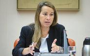 Elena Collado, Secretaria de Estado de Función Fública, en una...