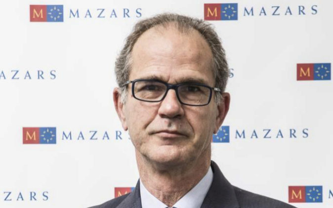 Mazars Tax &Legal ficha a Antonio Diez, de BBVA