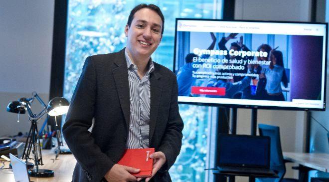 Thiago Pessoa, director general de Gympass en España.