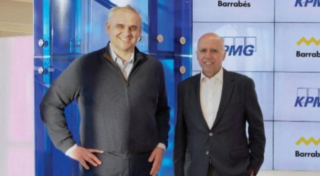 Carlos Barrabés, presidente y fundador de la consultora Barrabes.biz...