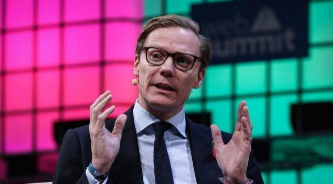 Alexander Nix, ex consejero delegado de Cambridge Analytica.