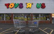 Logotipo de la cadena de venta de juguetes estadounidense Toys...