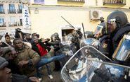 Altercados producidos el pasado 16 de marzo en el barrio madrileño de...