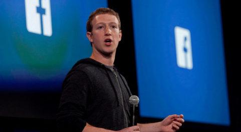Mark Zuckerberg, cofundador y CEO de Facebook.