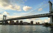 Puente de Brooklyn. Es el más representativo de Nueva York y une...