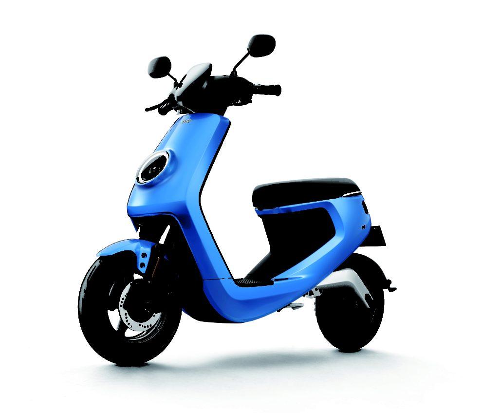 NIU, la eScooter ecológica y sostenible.