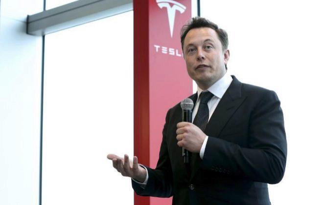 El fundador de Tesla y SpaceX, Elon Musk