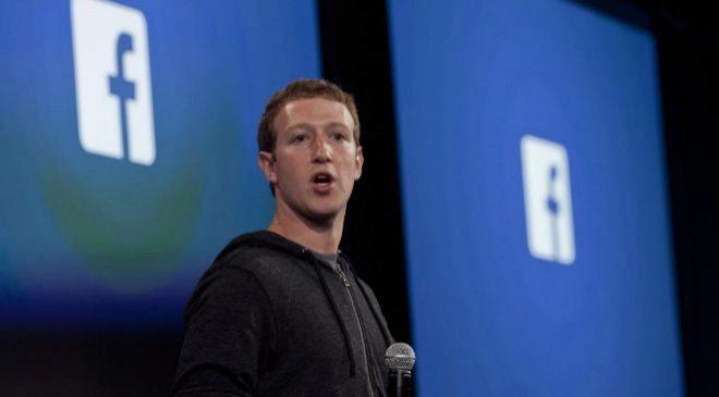 El fundador y consejero delegado de Facebook, Mark Zuckerberg.