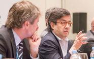 El presidente del Banco Interamericano de Desarrollo (BID), Luis...