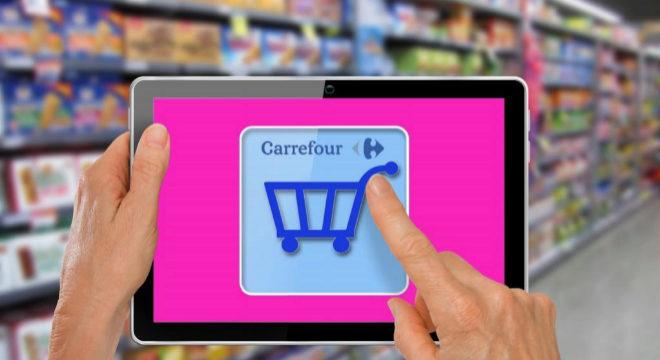 Compra Carrefour Por Amazon