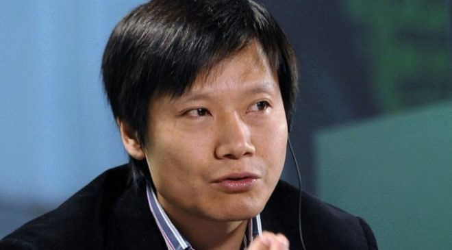 El fundador y CEO de Xiaomi Lei Jun.