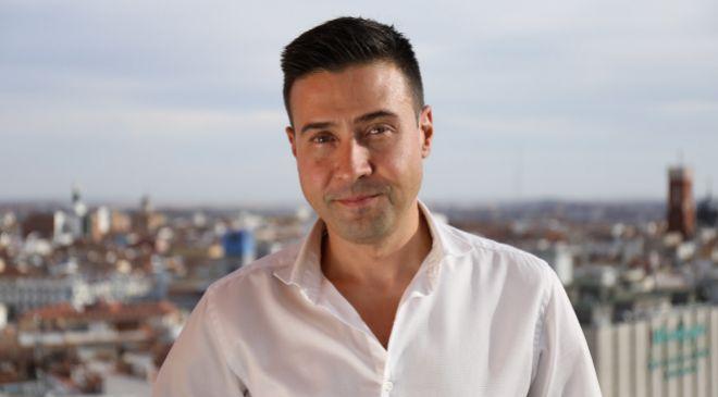 Omar Rois, cofundador de Xeerpa.